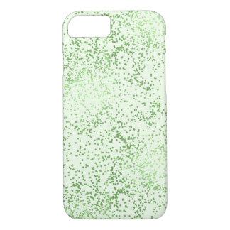 Mint Confetti Dots iPhone 8/7 Case