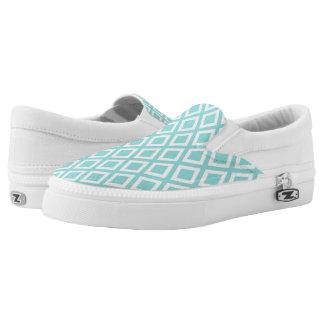 Mint Diamond Sneakers