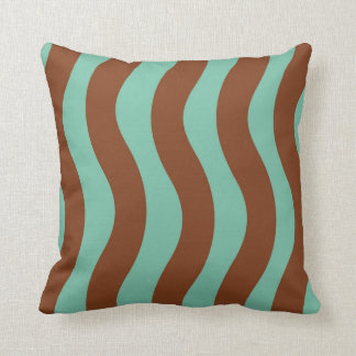 Mint Green And Brown Throw Pillows : Mint Green Cushions - Mint Green Scatter Cushions Zazzle.co.uk