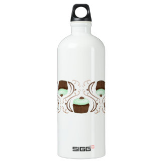 Mint Green Chocolate Cupcakes SIGG Traveller 1.0L Water Bottle