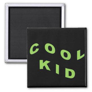 Mint Green Cool Kid Fridge Magnet