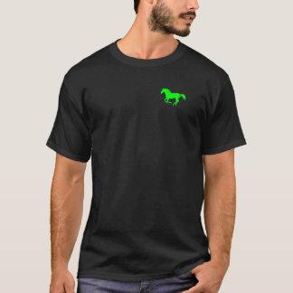 mint green horse T-Shirt