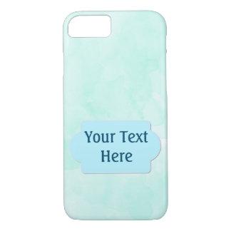 Mint Green Phone Case -- Customizable