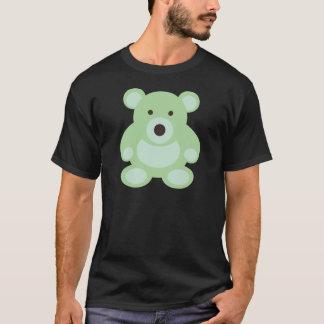 Mint Green Teddy Bear T-Shirt