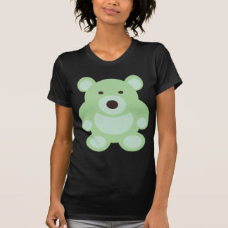 Mint Green Teddy Bear T-Shirt