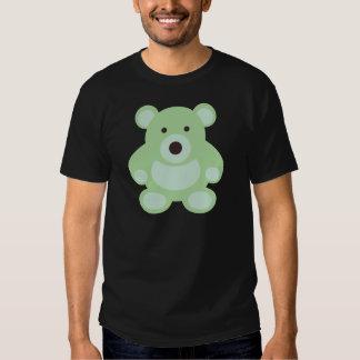 Mint Green Teddy Bear Tees