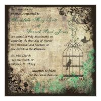 Fantasy Wedding Invitations Announcements Zazzlecouk