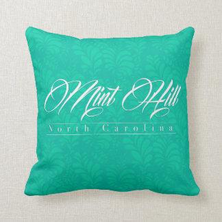 Mint Hill North Carolina Pillows