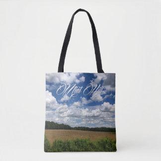 Mint Hill North Carolina Tote Bag