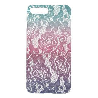 Mint Lace Gradient iPhone 7 Plus Case
