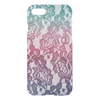 Mint Lace Gradient iPhone 8/7 Case