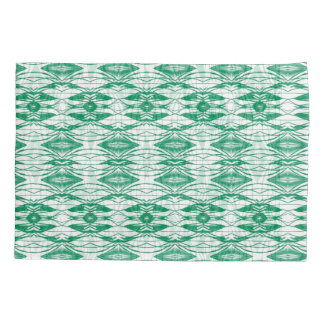 Mint Pattern D Pillowcase