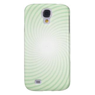 Mint Spiral Galaxy S4 Case
