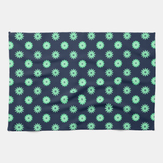 """MINT SPRING"" HAND TOWEL"