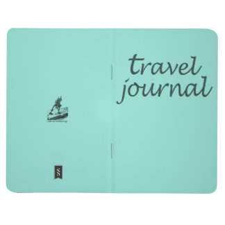 Mint Travel Pocket Journal Notebook