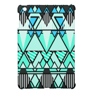 Mint Tribal iPad Mini Covers