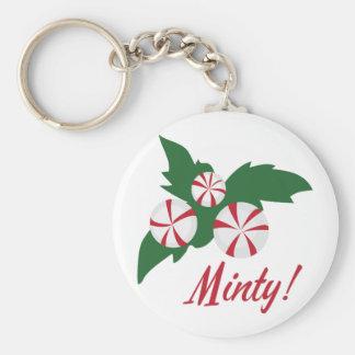 Minty! Keychains