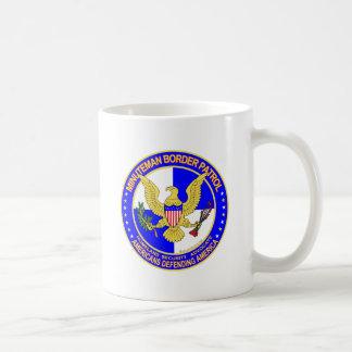 Minuteman Border Patrol  (v157-9) Mugs