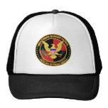 Minuteman Border Patrol  (v157-9) Trucker Hats