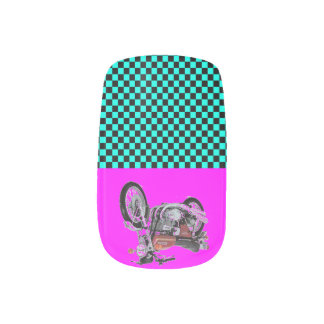 Minx Single Design per Hand bike Minx Nail Art
