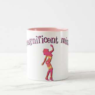 minx Two-Tone coffee mug