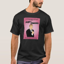 MIPs are Forever spoof movie poster shirt