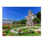 Mirabell palace and gardens, Salzburg, Austria Postcard