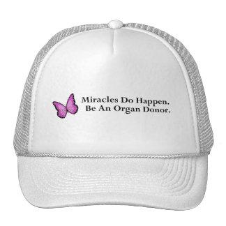 Miracle Butterfly Trucker Hats