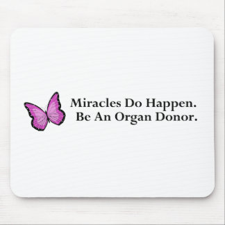 Miracle Butterfly Mousepad