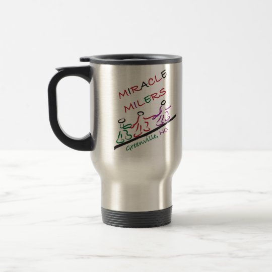 Miracle Milers Travel Mug