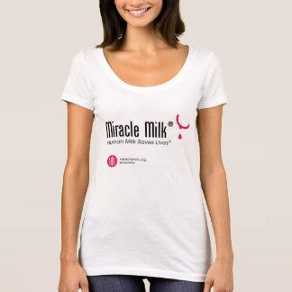 Miracle Milk® Scoop Neck T-shirt