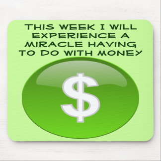 miracle money mousepad