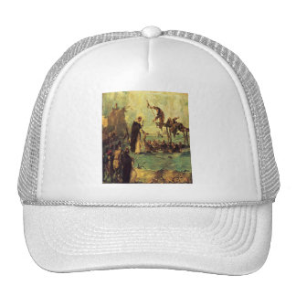 'Miracle of a Dominican Saint' Cap