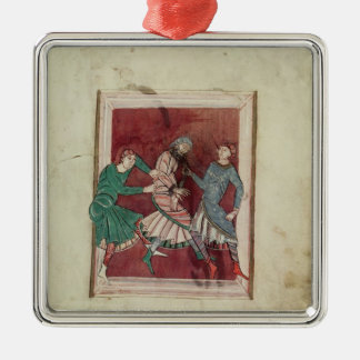 Miracle of St. Omer Christmas Ornament
