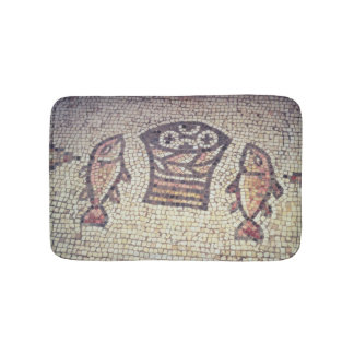 Miracle of the Bread and the Fishes Bath Mat