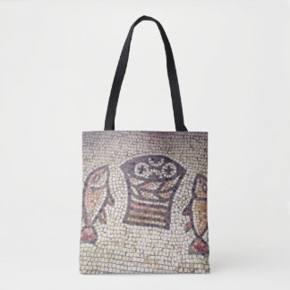 Miracle of the Bread and the Fishes Tote Bag