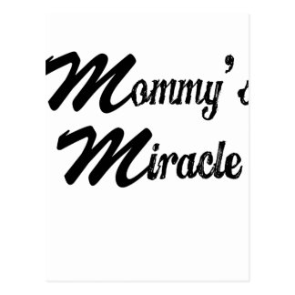 miracle postcard