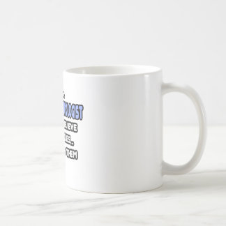 Miracles and Gastroenterologists Coffee Mug