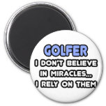 Miracles and Golfers