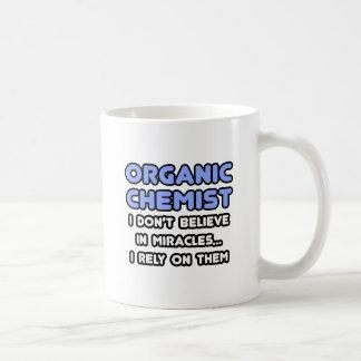 Miracles and Organic Chemists Mug