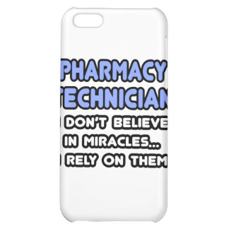 Miracles and Pharmacy Technicians iPhone 5C Cover