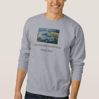 Miraculous Inventions From 1948 Sweatshirt
