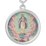 Miraculous Manifestations of the Virgin Mary 1879 Necklace