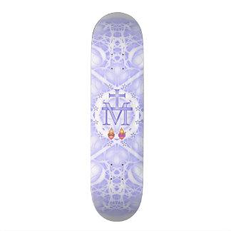 Miraculous Medallion Custom Skateboard