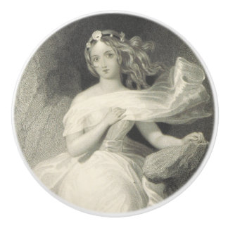 Miranda Ceramic Knob