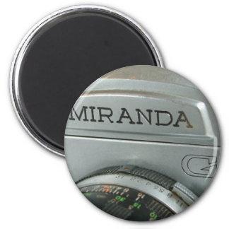 MIranda G 6 Cm Round Magnet