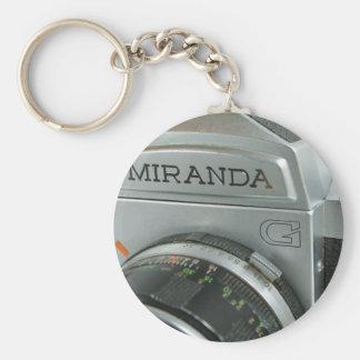 MIranda G Key Ring