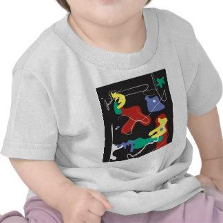 Miro-Inspired Shirt
