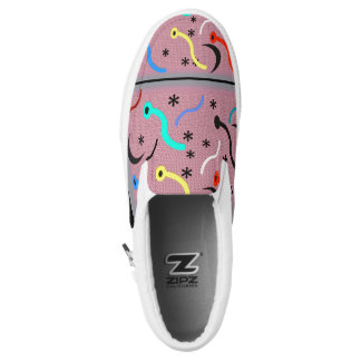 MIRO STYLE TENNIS SHOES, i Art and Designs Slip On Shoes