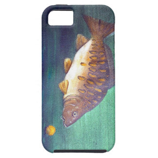Mirror carp case for the iPhone 5